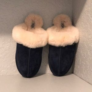 New authentic ugg scuffette slippers size 9